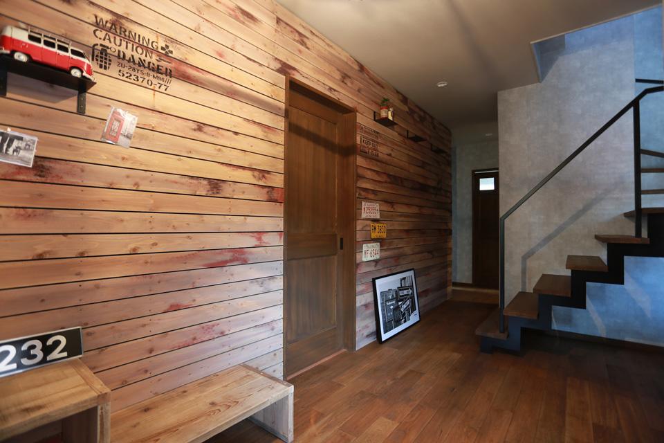 福井でかっこいい家をつくるガウディの施工例 ブルックリンスタイル ニューヨーク