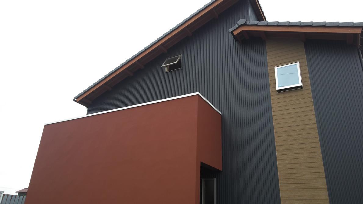 福井でかっこいい家を作るガウディの施工例