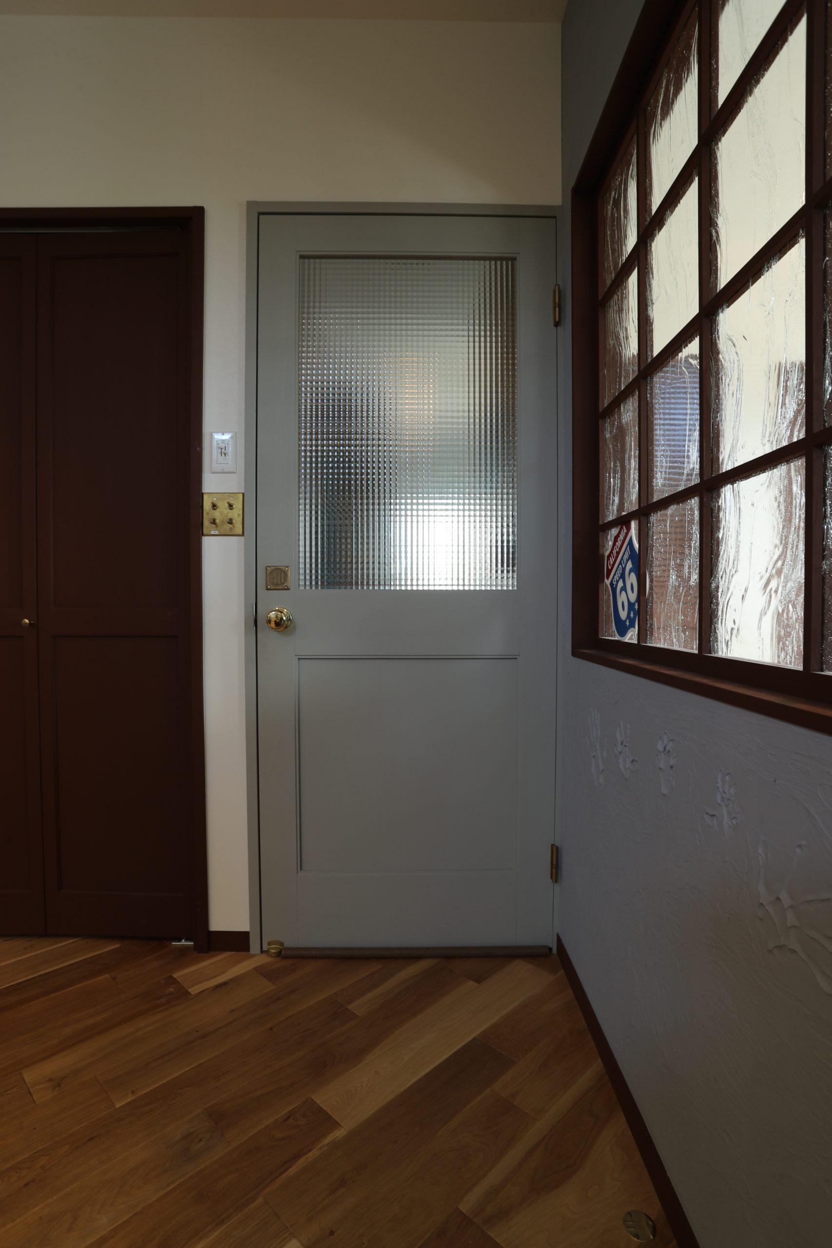 福井でかっこいい家をつくるガウディの施工例 ちょっとブルックリンスタイルも